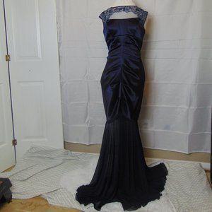 Mermaid gown